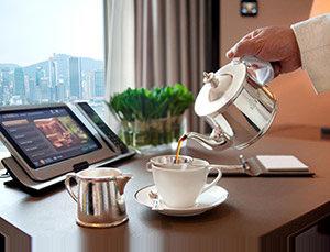 هتل هوشمند