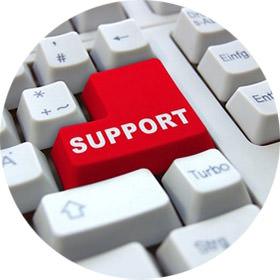 پشتیبانی